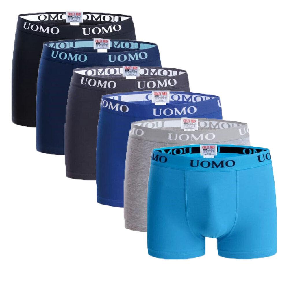 6-24 Pack Jungen Boxershorts Unterhosen Baumwolle Slips Uomo Jungs Unterwäsche