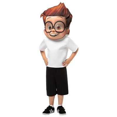 Kids Mr. Peabody Sherman Costume sz 3T-4T (Mr T Costumes)