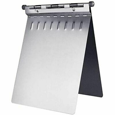 Nursing Clipboard Metal Folding Aluminum Heavy Duty With Cover Letter Size
