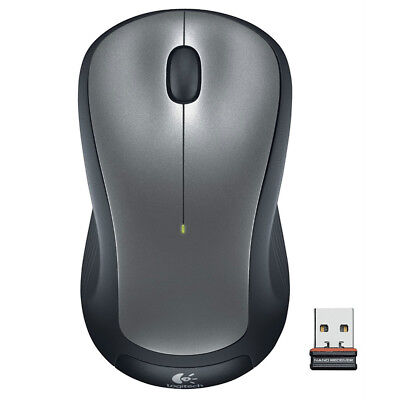 Logitech M310 Wireless Mouse for PC/Mac Silver