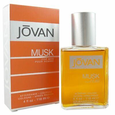 Jovan Musk for Men 118 ml After Shave Cologne Aftershave
