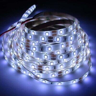 12V LED Strip Streifen 5050 60leds//m Lichtband Leiste Lichterkette Wasserdicht