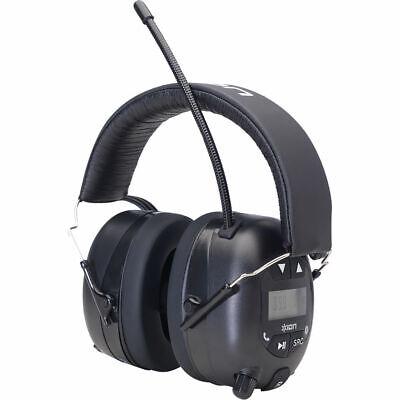ION Audio Tough Sounds Hearing Protection Headphones w/ Bluetooth & Radio