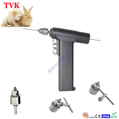 Portable Surgical Orthopedic Veterinary Small Cordless Cannulated Bone Drill
