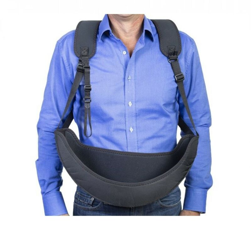 Neotech Euphonium Holster Harness Supports standing, marching or Seated