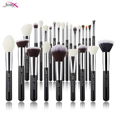Jessup Makeup Brushes 25Pcs Powder Blusher Foundation Blending Cosmetic Tool Makeup Blusher Brush