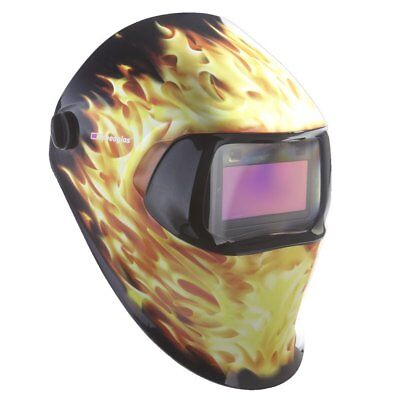 3m 37233 Speedglas Blazed Welding Helmet 100 With Auto-darkening Filter