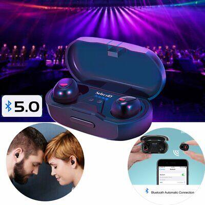 Waterproof TWS Wireless Bluetooth Airpods Earphones For Earpods Earbuds Earplugs