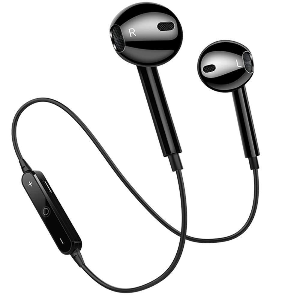 Wireless Sport Stereo Headphones Earphone Earbuds Bluetooth Headset  With Mic Cell Phone Accessories