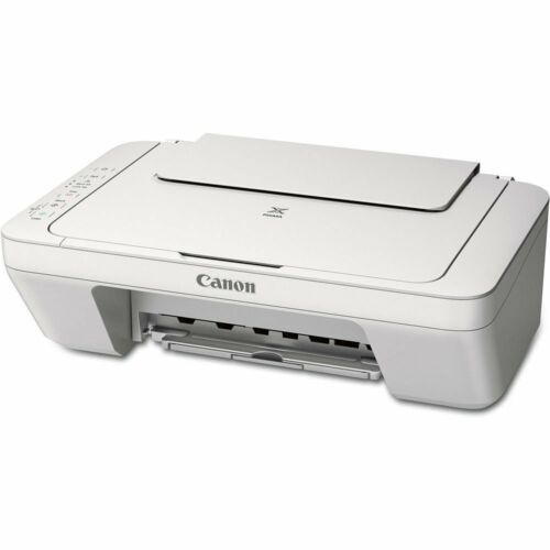 Canon PIXMA MG2522 All-in-One Color Inkjet Printer-INK & CABLE INCLUDED / NEW