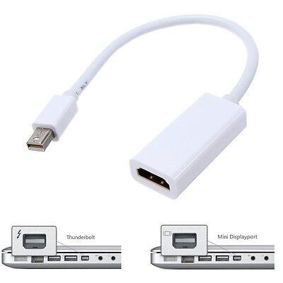 Thunderbolt Mini DisplayPort DP to HDMI AV Adapter for Apple Macbook Pro Air Mac