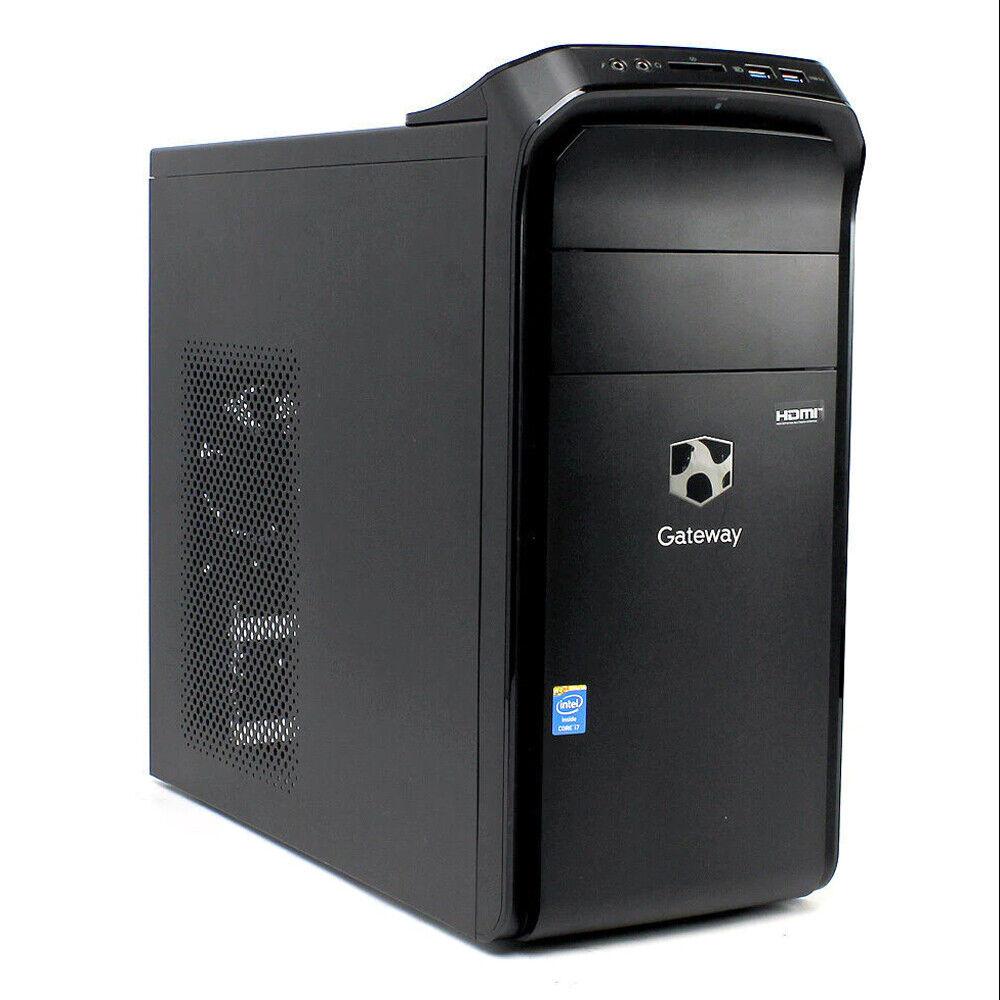 Computer Games - Gateway DX4885-UB3A Desktop PC Computer Intel Core i5 Gaming