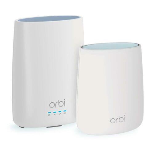 NETGEAR Orbi Built-in-Modem Whole Home Mesh WiFi System with