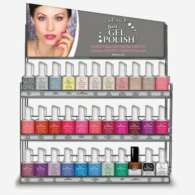 IBD Just Gel UV LED Gel Polish JustGel 0.5oz 14ml Pick One C