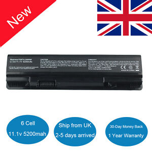 Battery for Dell Vostro 1014 1014n 1015 1015n 1088 A840 A860 A860N F287F F287H