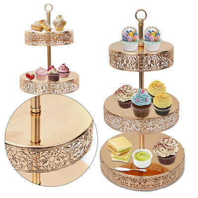 3-tier Cupcake Tree Dessert Fruit Display Stand Holder For wedding baby shower - Cupcake Holder For Baby Shower