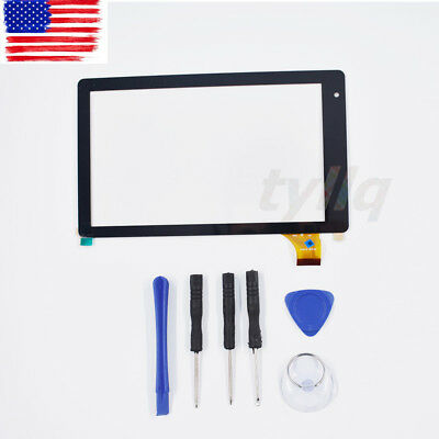 New Digitizer Touch Screen for RCA Voyager Pro RCT6773W42B 7 Inch Tablet FREE US