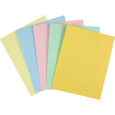 Staples Pastel Colored Copy Paper 11 X 17 Assorted Colors 250pk 73150