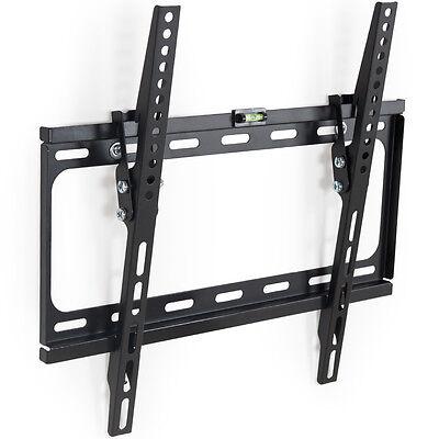 Plasma-tv (LCD Plasma TV Wandhalter Wandhalterung neigbar kippbar LED 3D - 55 Zoll bis 60kg)