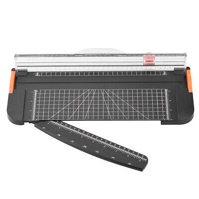 A4 Paper Cutting Machine Paper Cutter Office Trimmer Photo Scrapbook Knife Tool