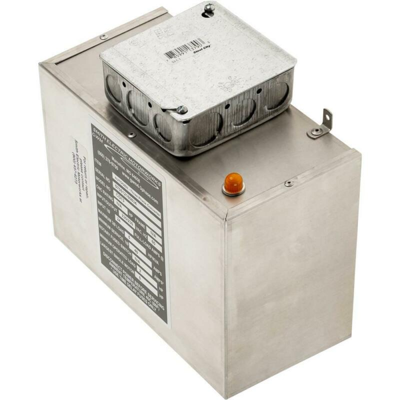 Grizzly G5842 Static Phase Converter - 2 to 5 HP
