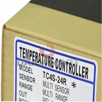New In Box Autonics Tc4s-24r Temperature Controller Tc4s24r 4-digit 100240 Vac