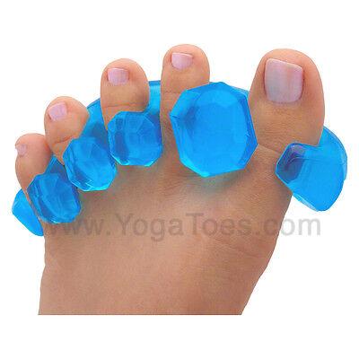 Yogatoes Yoga Toes Gems   Gel Toe Separator   Straightener