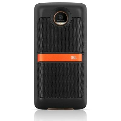 JBL SoundBoost Moto Mod Speaker for Moto Z Droid, Moto Z Force - Black OEM