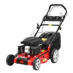 Lawn Mower 165cc  Electric Start Self Propelled 18inch Cut Easy Kings Beach Caloundra Area Preview