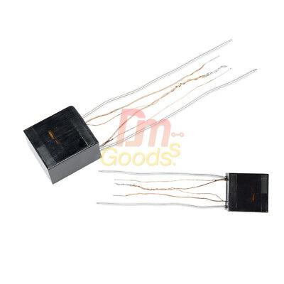 2pcs 15kv Generator Arc Step Up Boost High Voltage Ignition Inverter Coil Pulse