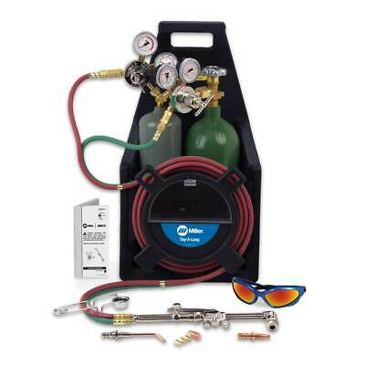 Miller Smith Vt-4t Versa-torch Acetylene Outfit With Tanks