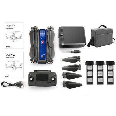 MJX Bugs 4W Drone X Pro WIFI FPV 2K Camera Foldable Selfie GPS Quadcopter G3U4