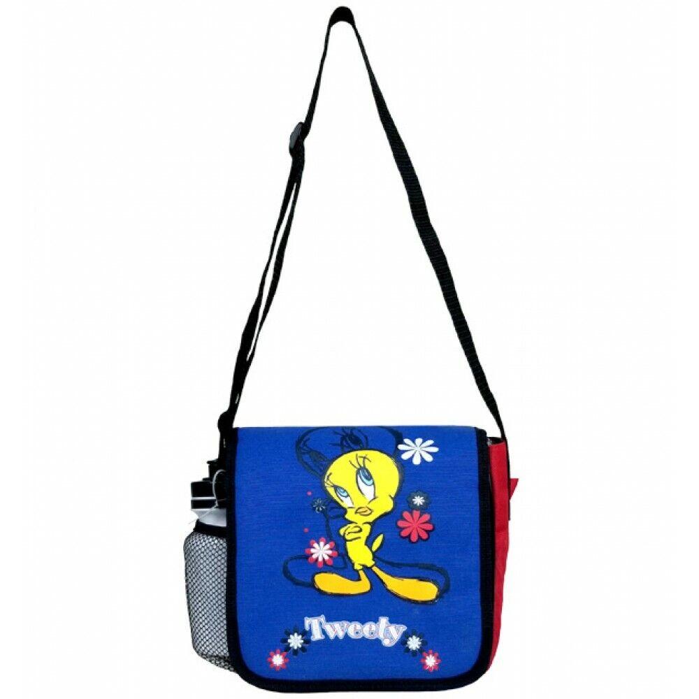 Lunch Bag - Looney Tunes - Tweety DJ w/Water Bottle New Girl