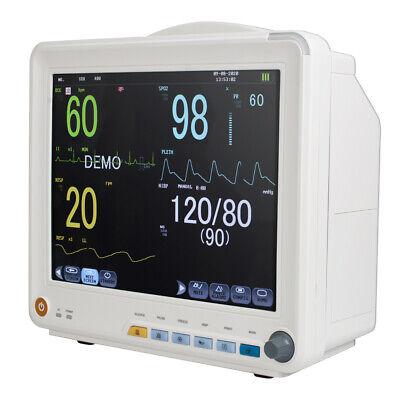 Hospital Icu Multi-parameter Vital Signs Patient Monitor Cardiac Machine 9000a
