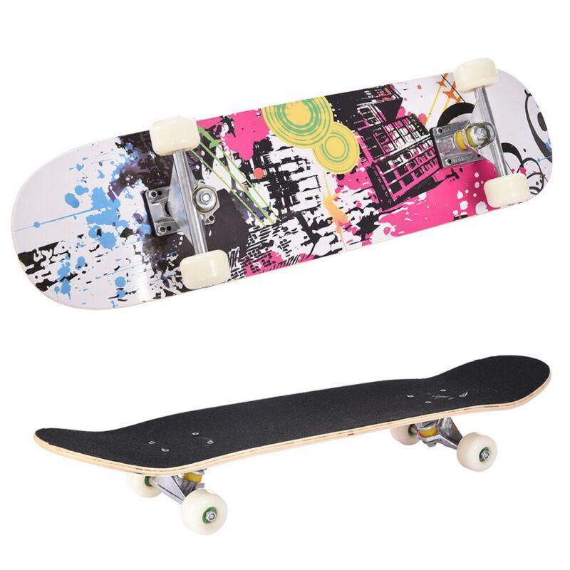 31 beginner complete skateboard stained skateboards learn