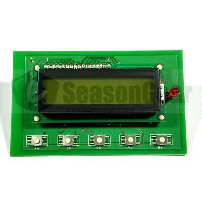 s AutoPilot STK0159 Nano Nano Plus Display PC Board, Pool Pilot STK0091 - Autopilot Pool Pilot