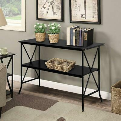 Home Console Table Wood Entryway Sofa Accent Hallway Living Room Furniture US