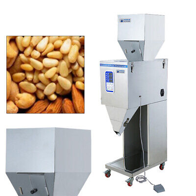 Automatic Powder Racking Filling Machine Weigh Filler For Tea Seed Grain 10999g