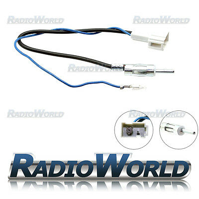 Honda Civic , CR-V , CR-Z Car Aerial Adapter Antenna Lead Cable DIN Plug