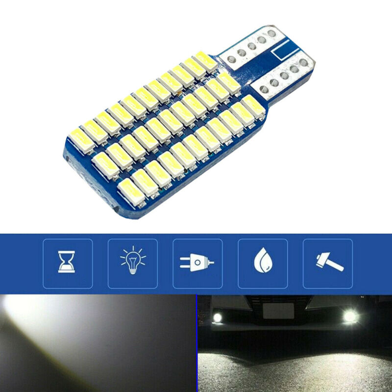 ::1x T10 192 194 168 W5W 30SMD LED Canbus Car Vehicle Door Light Width Lamp Bulb