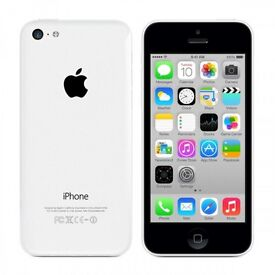 iphone Phone 5c. white. 32gb brand new condition