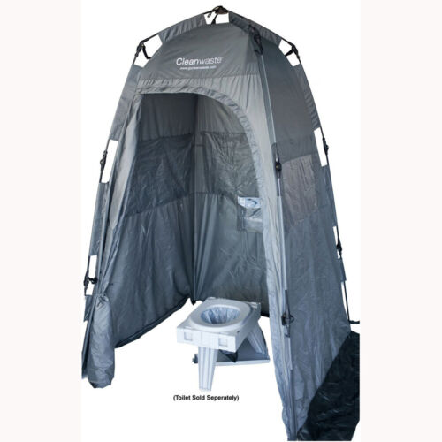 Cleanwaste 3 Window Privacy Shelter (D117PUP)