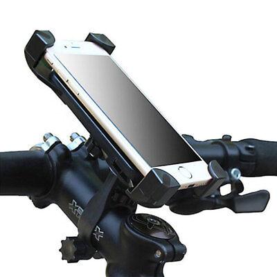 Handy-halter (Fahrrad Universal Halterung Smartphone Handy Halter für iPhone X 8 7/6S/6/Plus)