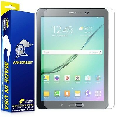 ArmorSuit MilitaryShield Samsung Galaxy Tab S2 9.7 Matte Screen Protector New