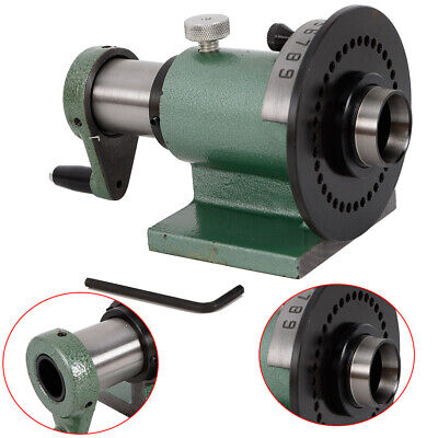 1-18 Indexing Fixture Collet Indexer Precision Pf705c Spin Milling Machine