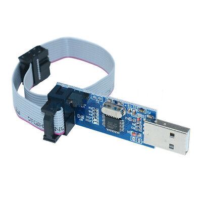 Usbasp Usbisp 51 Avr 10 Pin Usb Programmer 3.3v5v Atmega8 Wdownloader Cable