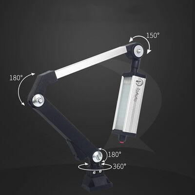 36v Knee Bridgeport Milling Machine Led Light Swing Arm Bench Lathe Work Lamp 8w