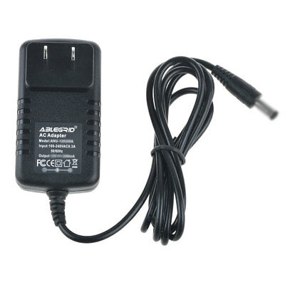 9V AC/DC Adapter Power Supply Charger Cord for M-Audio Fast Track