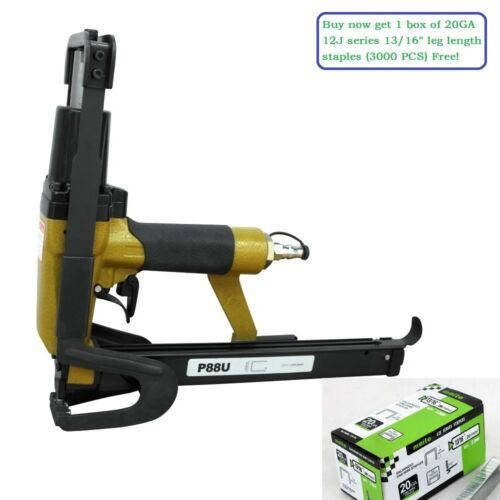 Meite P88U Mattress Stapler Pneumatic Stapling Stapler Plier for Bedding