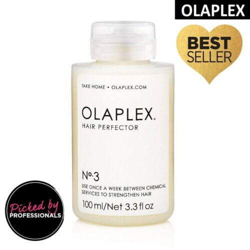 OLAPLEX No 3 Hair Perfector SEALED 100ml 3.3 oz     *100% AUTHENTIC USA OLAPLEX*
